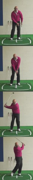 Hitting Softer Iron Shots