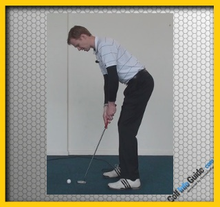 #4 – Make Yourself Comfortable While Putting