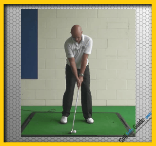 Tip #2 Ball Back in the Stance