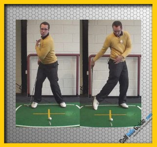 Tip #3 The Front Foot Drill