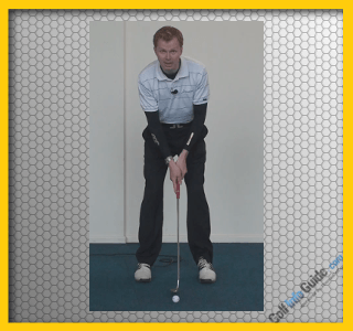 Tip #4 Putter Ball Position