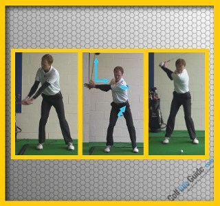 how to create rhythm in golf swing