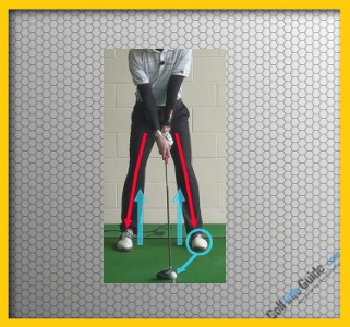 Tip #4 Wider Stance, Flared Feet