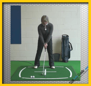 Tip #4 Shaft Lean to the Target