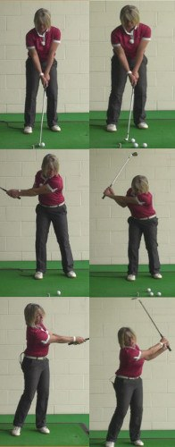 Left Arm in the Short Game