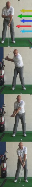 Components of a Low Maintenance Swing