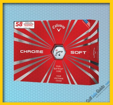 Callaway Limited Edition Chrome Soft