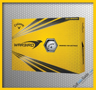 Callaway Warbird Golf Ball Review