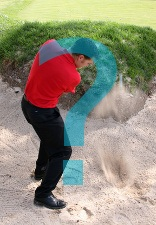 Causes and Cures Leaving Bunker Shots in the Sand
