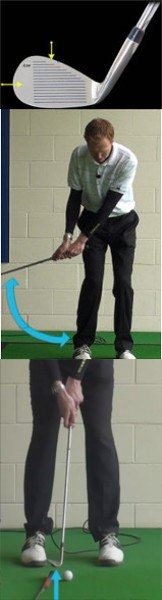 Crisp Chip Shot Golf Drills