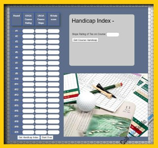 Calculate Your Handicap Online Free