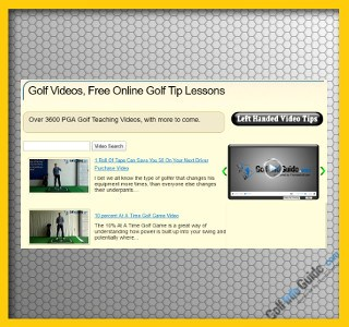 Free Online Golf Video Search