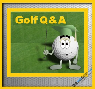 Online Golf Questions and Answers Search