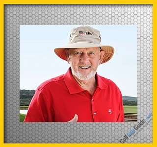 Dave Pelz Golf Teacher Adding Science to the Art of the Short Game