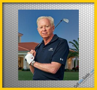 Jim McLean Golf Teacher Driving Golfers Through Corridors of Success