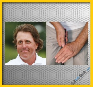Phil Mickelson Grip
