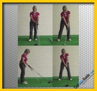 Driver Vs Iron Swing, The Correct Start Position And Swing