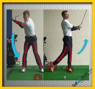 Fred Funk Fairway-Splitting Drives