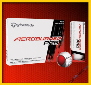 Taylormade AeroBurner-Pro Golf Ball Review