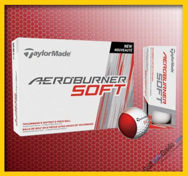 Taylormade AeroBurner-Soft Golf Ball Review