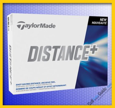Taylormade Distance + Golf Ball Review