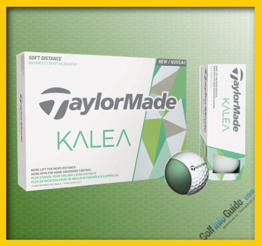 Taylormade Kalea Golf Ball Review