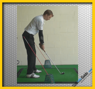 Correct Hand Position For Best Strike Tour Alignment Stick Drill