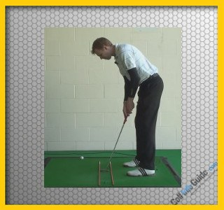 How To Hole Short Putts Tour Alignment Stick Drill
