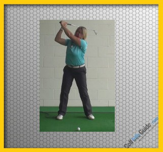 In The Backswing Start Swinging Without Lifting The Club, Video