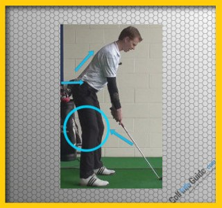 Tip #1 Posture and Ball Position