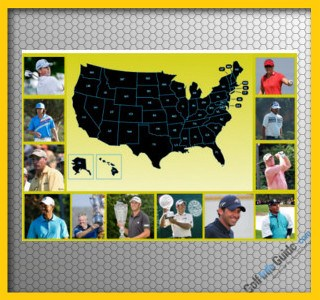 Profiling Golfers in the USA By The Numbers