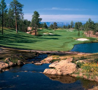The Rim Golf Course Review