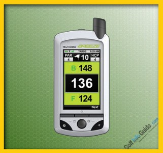 SkyCaddie Breeze Golf GPS Rangefinder Review