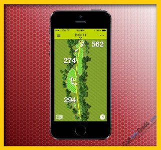 SkyCaddie Mobile Golf GPS App Review