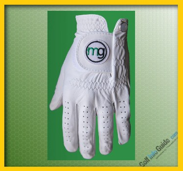 MG Golf DynaGrip Elite Amazing Value in All-Cabretta Glove