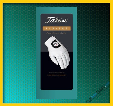 Titleist Players Thin-Skinned Glove Feels So Right