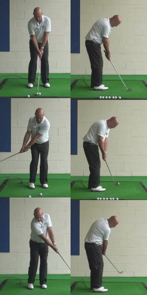 Using Your Fingers in the Short Game