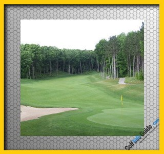 The Cedar River Course at Shanty Creek