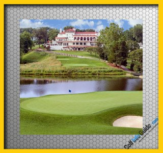 Congressional Country Club -Gold
