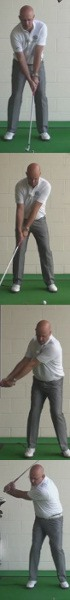 Why Keep Left Arm Straight During Backswing?