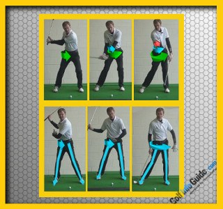 Improve Downswing Transition with Simple Golf Drill