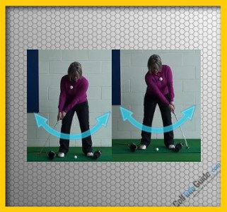 What Should My Knees Do During My Putting Stroke?