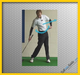 Hips Should Be Open at Impact, But What About Address? Golf Tip