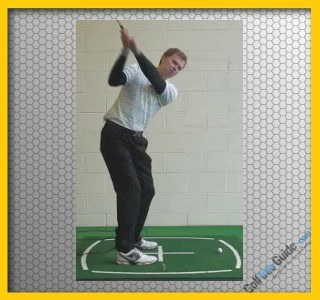 Upright Golf Swing Technique And Benefits, Golf Tip