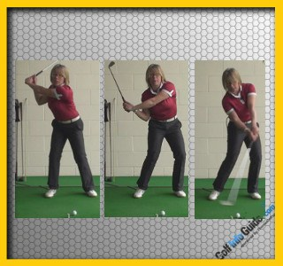 Why The Hands Should Be In Front Of Ball At Impact, Golf Swing Tip