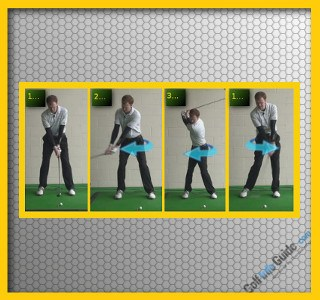 Golf Swing Tip: Weight Transfer from Start to Finish