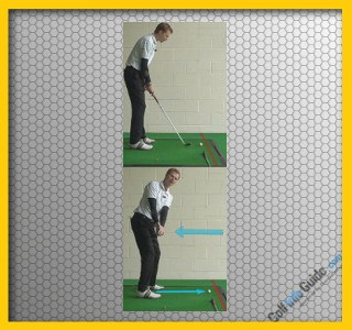 Stop Across-the-Line Backswing Move - Golf Tip