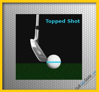 3 Good Cures To Stop Topping The Golf Ball, Senior Problem Solving Tip
