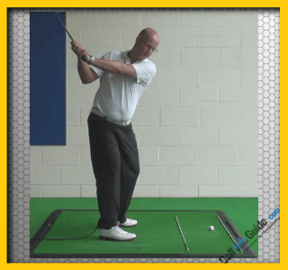 Two Plane Golf Swing For A Senior Golfer To Use?