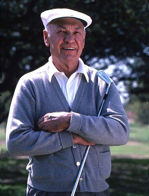 Bowed Left Wrist to Square Clubface – Ben Hogan